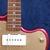 Fender Jazzmaster J Mascis-tn