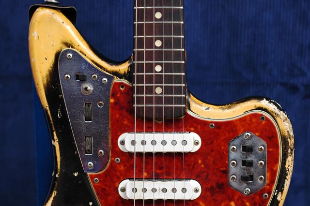 Vintage Fender Jaguar For Sale