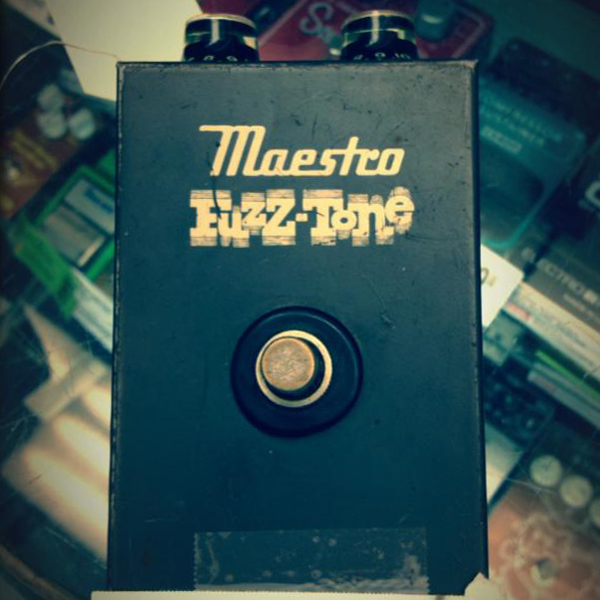 New Highway Hymnal Maestro Fuzz Tone