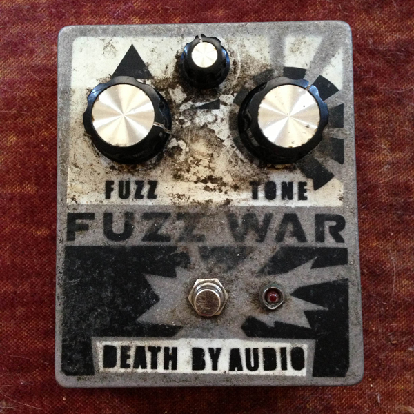 Nice Guys DBA Fuzz War