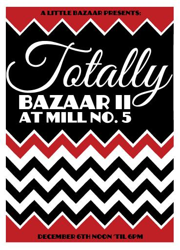 TotallyBazzar II Dec 2014