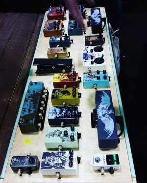 All the Walrus Audio! Winter NAMM 2016