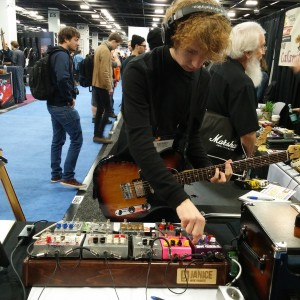 Henry of Mylets checks out the FEED ME from Fuzzrocious.