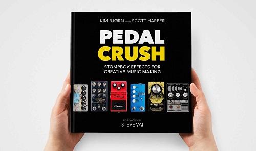 PedalCrush Cover