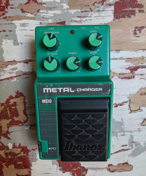 Ibanez Metal Charger SBS Reference